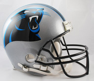 Carolina Panthers Riddell Full Size Authentic Proline Helmet