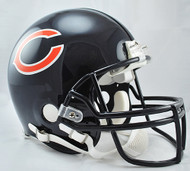 Chicago Bears Riddell Full Size Authentic Proline Helmet