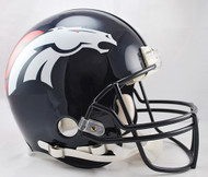 Denver Broncos Riddell Full Size Authentic Proline Helmet