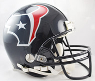 Houston Texans Riddell Full Size Authentic Proline Helmet