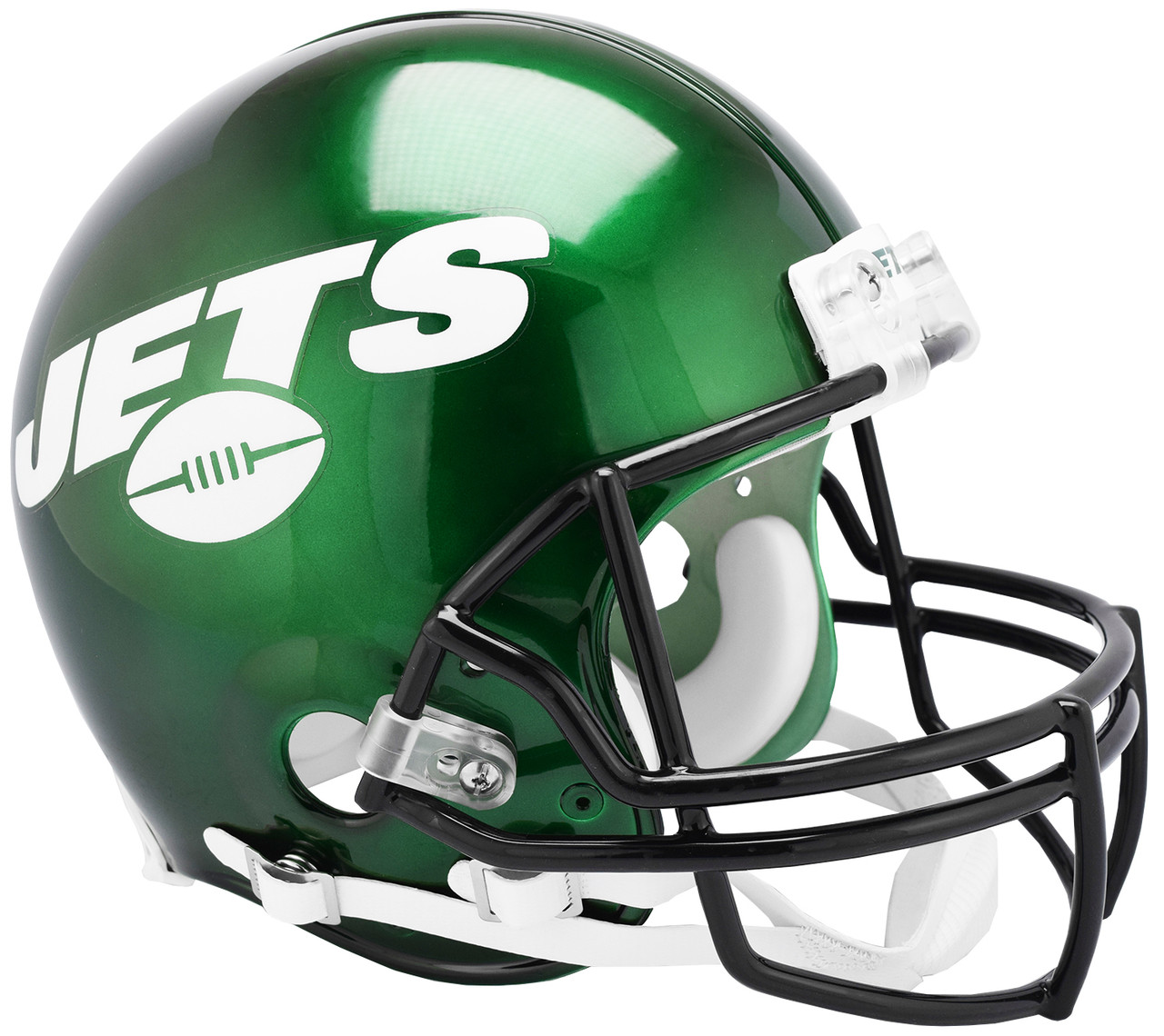 fb71f300 New York Jets 2019 Riddell Full Size Authentic Proline Football Helmet