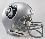 Oakland Raiders Riddell Full Size Authentic Proline Helmet
