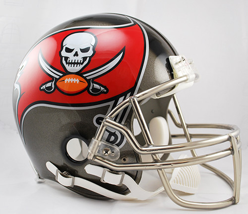 aa3973f6 Tampa Bay Buccaneers Riddell Full Size Authentic Proline Helmet