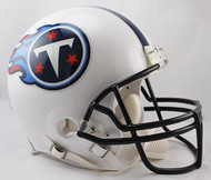 Tennessee Titans Riddell Full Size Authentic Proline Helmet