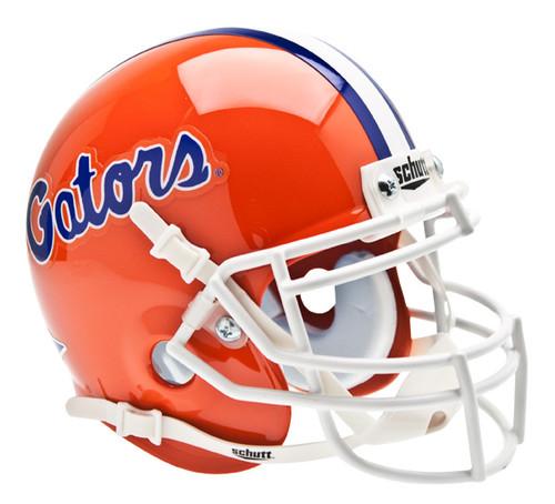 Florida Gators Schutt Mini Authentic Football Helmet