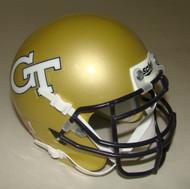 Georgia Tech Yellow Jackets Schutt Mini Authentic Football Helmet