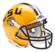LSU Tigers Schutt Mini Authentic Football Helmet