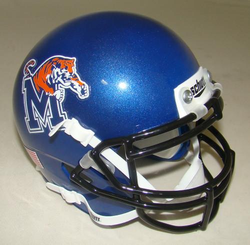 Memphis Tigers Schutt Mini Authentic Football Helmet