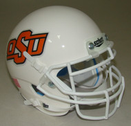Oklahoma State Cowboys Schutt Mini Authentic Football Helmet