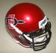 San Diego State Aztecs Schutt Mini Authentic Football Helmet