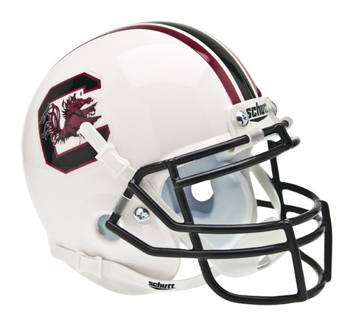 South Carolina Gamecocks Schutt Mini Authentic Football Helmet