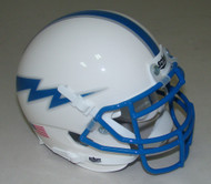 Air Force Falcons Schutt Mini Authentic Football Helmet