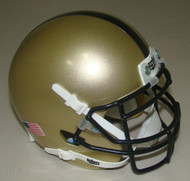 Army Black Knights Schutt Mini Authentic Football Helmet