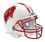 Wisconsin Badgers Schutt Mini Authentic Helmet