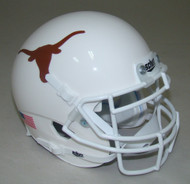 Texas Longhorns Schutt Mini Authentic Football Helmet