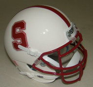 Stanford Cardinal Schutt Mini Authentic Football Helmet