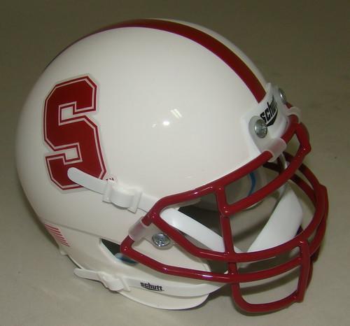 Stanford Cardinal Schutt Mini Authentic Football Helmet