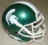 Michigan State Spartans Schutt Mini Authentic Football Helmet