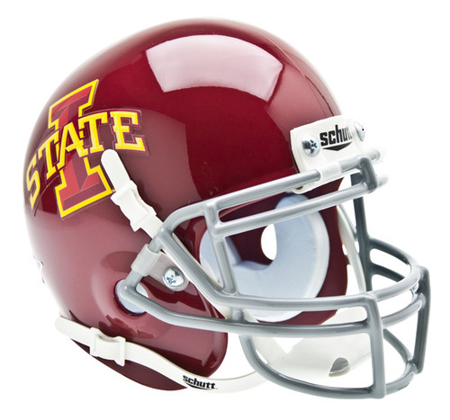 Iowa State Cyclones Schutt Mini Authentic Football Helmet