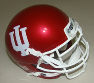 Indiana Hoosiers Schutt Mini Authentic Football Helmet