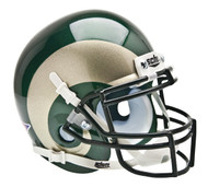 Colorado State Rams Schutt Mini Authentic Helmet