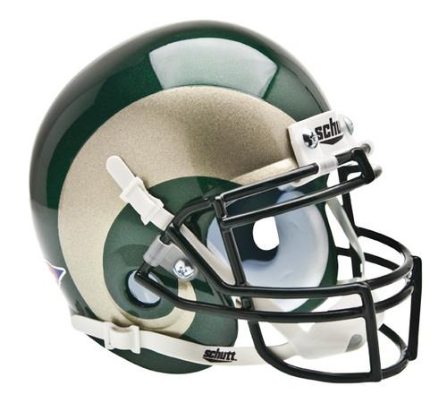 Colorado State Rams Schutt Mini Authentic Football Helmet
