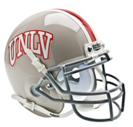 UNLV Runnin Rebels Schutt Mini Authentic Football Helmet