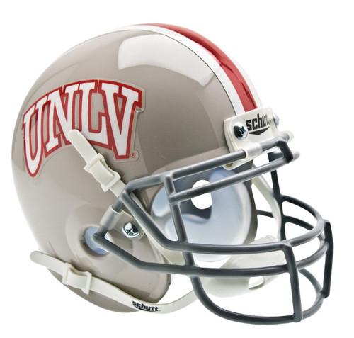 UNLV Runnin Rebels Schutt Mini Authentic Football Helmet