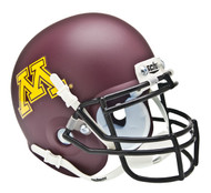 Minnesota Golden Gophers Schutt Mini Authentic Football Helmet