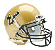 South Florida Bulls Schutt Mini Authentic Football Helmet
