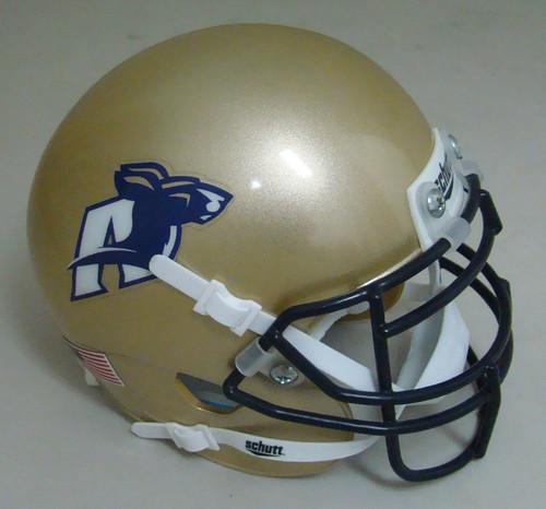 Akron Zips Schutt Mini Authentic Football Helmet