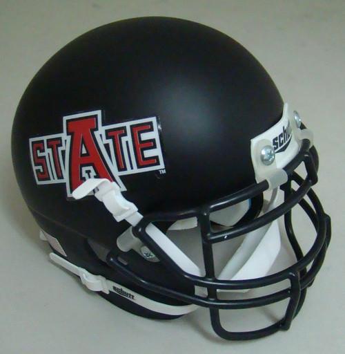 Arkansas State Indians Redwolves Schutt Mini Authentic Football Helmet