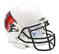 Ball State Cardinals Schutt Mini Authentic Football Helmet
