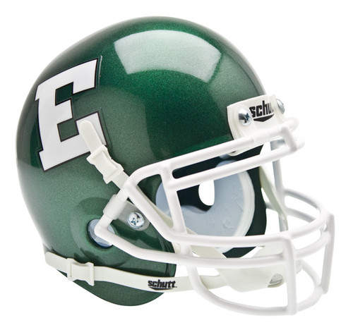 Eastern Michigan Eagles Schutt Mini Authentic Football Helmet