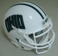 Ohio University Bobcats Schutt Mini Authentic Football Helmet