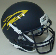 Toledo Rockets Schutt Mini Authentic Football Helmet