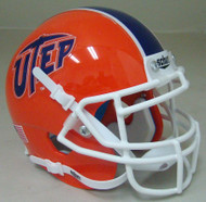 UTEP Miners Schutt Mini Authentic Football Helmet