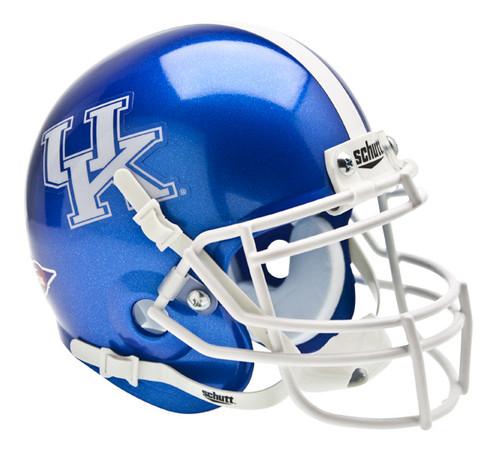 Kentucky Wildcats Schutt Mini Authentic Football Helmet