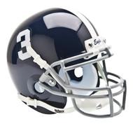 Georgia Southern Eagles Schutt Mini Authentic Football Helmet
