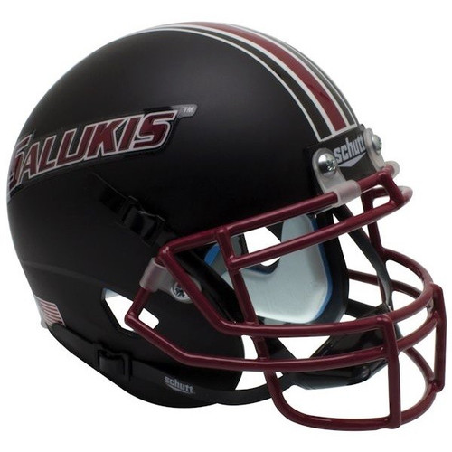 Southern Illinois Salukis Schutt Mini Authentic Football Helmet