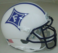 Furman Paladins Schutt Mini Authentic Football Helmet