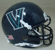 Villanova Wildcats Schutt Mini Authentic Football Helmet