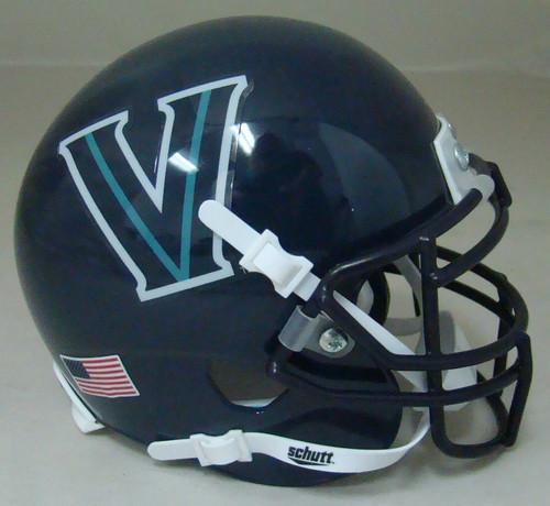 Villanova Wildcats Schutt Mini Authentic Football Helmet