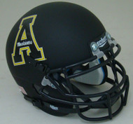 Appalachian State Mountaineers Schutt Mini Authentic Helmet