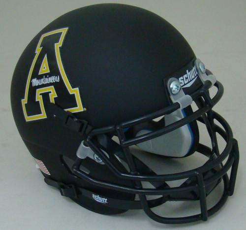 Appalachian State Mountaineers Schutt Mini Authentic Football Helmet
