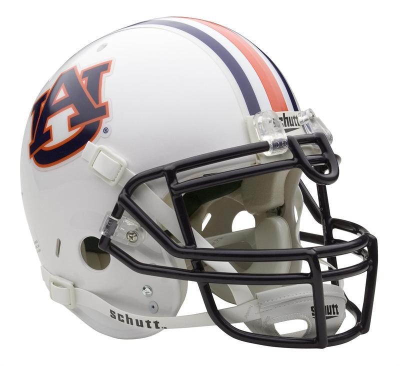 AUBURN TIGERS NCAA Riddell SPEED Authentic Football Helmet