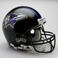 Baltimore Ravens Riddell Full Size Authentic Proline Helmet