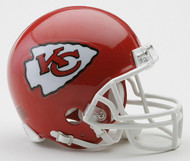 Kansas City Chiefs Riddell Mini Helmet