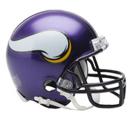 Minnesota Vikings 2006-2012 Riddell Mini Helmet