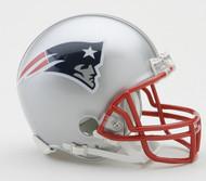 New England Patriots Riddell Mini Helmet